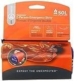 Adventure Medical Kits Emergency Bivvy - Orange, 2 Persons by Adventure Medical