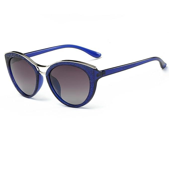 af714b7b959a GRAFIT Womens Polarized Sunglasses Classic Fashion Cateye Glasses For Women  Full UV400 Protection  Amazon.co.uk  Clothing