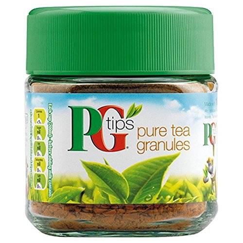 Price comparison product image PG Tips Pure Instant Tea Granules (40g) - Pack of 6