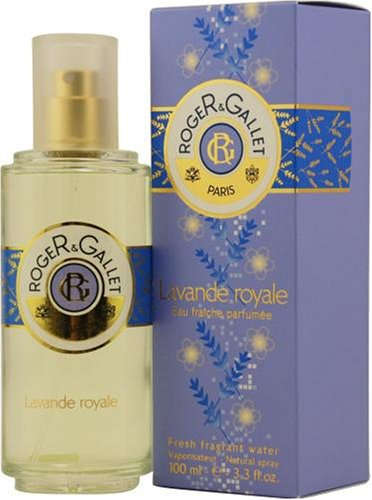Roger & Gallet Lavende Royale by Roger & Gallet For Men And Women. Eau Fraiche Spray 3.3-Ounces