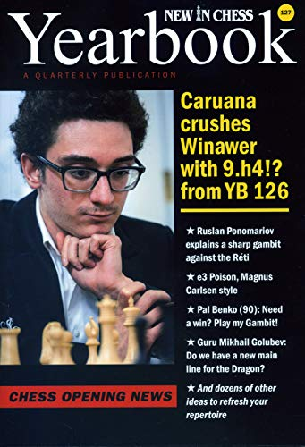 New In Chess Yearbook 127: Chess Opening News