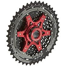 Sunrace MX3 10 Speed Bike Cassette - Black - 11-42T
