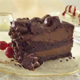 Sweet Street Choclate Lovin Spoon Cake, 9 inch Round -- 2 per case.