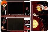 Bleach Ichigo Game Skin for Nintendo DSi XL Console
