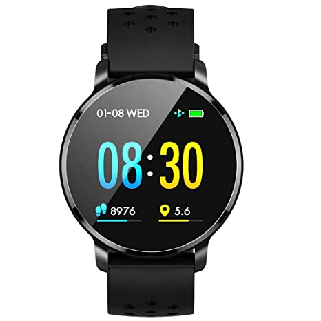 Amazon.com : G6 Smart Watch, Goldseller IP68 Waterproof 1.22 ...