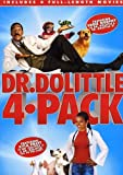 Dr. Dolittle 4 Pack Repackaged