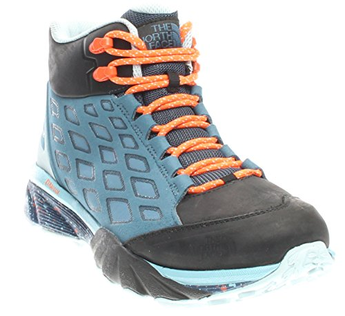 North Face Stone (The North Face Mens Enduras Hiking Mid Gore-TEX LE Hiking Boots Size 11.5 RealTeal/WinterSkyVEZ)