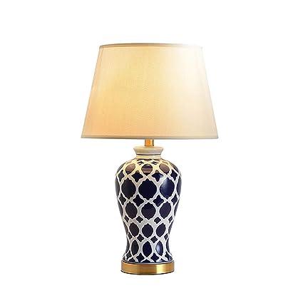 LANSEL Lámpara de Mesa de luz - Cerámica - TD636 Lámparas de ...