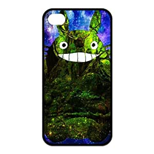 Custom Japanese Cartoon Chinchilla Design Rubber TPU Case for Iphone 4 4S