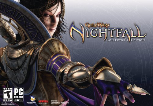 Guild Wars Nightfall Collectors Edition - - Collectors Nightfall
