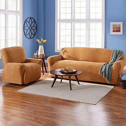 BrylaneHome Bh Studio Brighton Sofa Slipcover