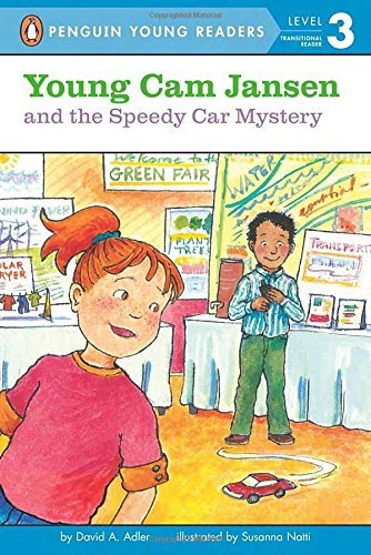 Price comparison product image Young Cam Jansen and the Speedy Car Mystery