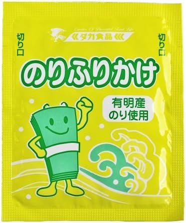 【1食(小袋)タイプ】 タカ食品工業 のりふりかけ 有明産のり使用 2.5g×40個入×25袋