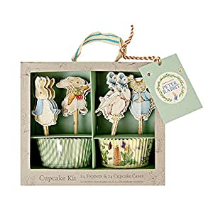 Peter Rabbit and Friends Cupcake Kit