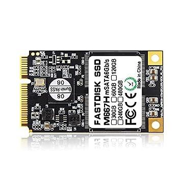 SUNNY-MERCADO FastDisk mSATA 2 3 32G 64gb disco 8gb 16gb 120gb 240 GB de estado ...