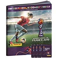 Women´s World Cup France 2019. Álbum + 20 estampas.