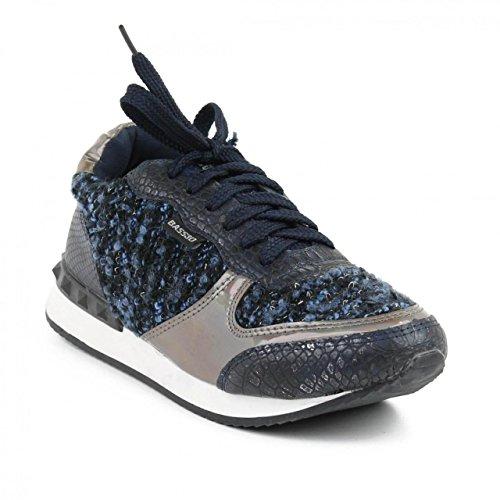 Chaussures de sport pour Femme et Fille BASS3D 41063 NAVY