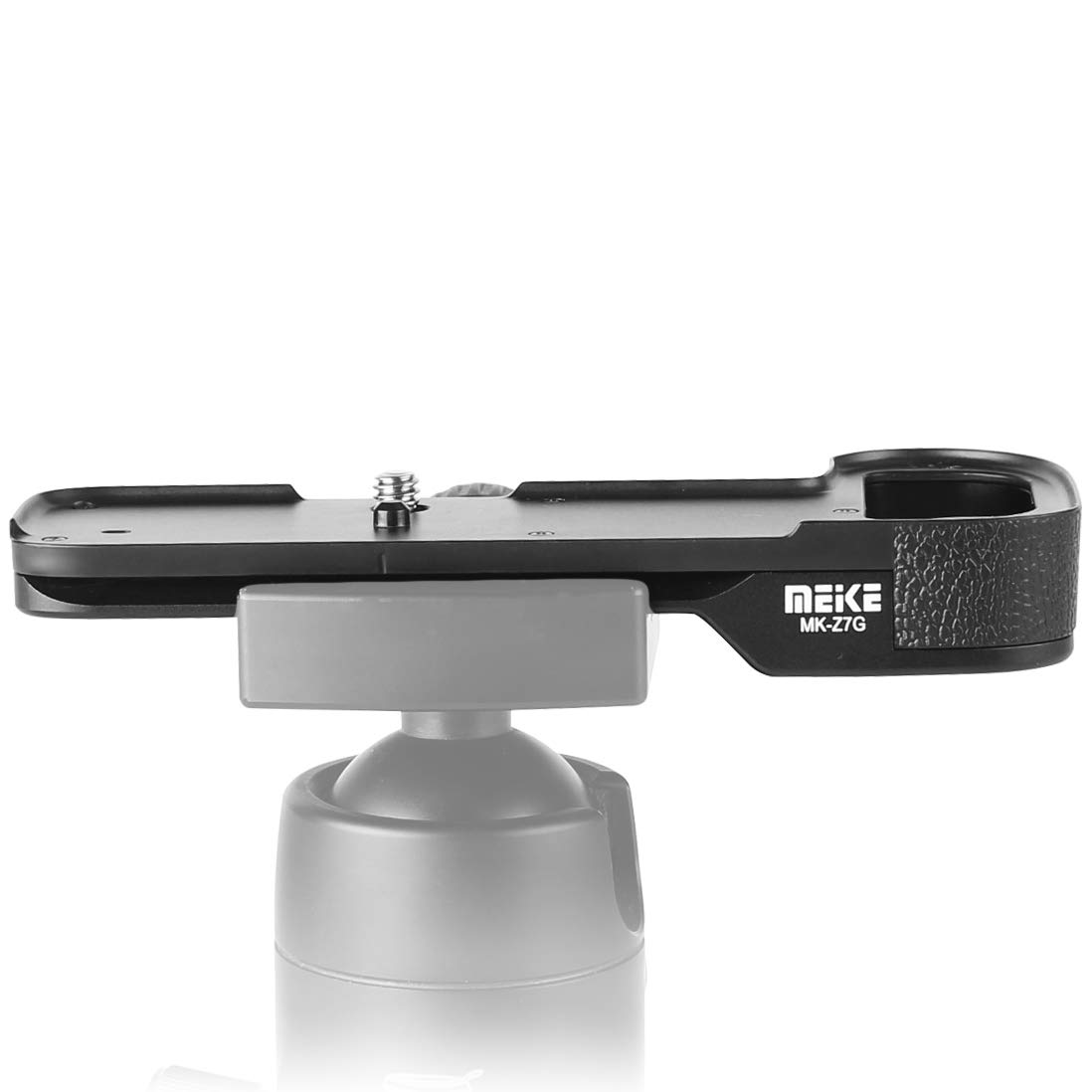 Meike MK-Z7G Camera Grip for Nikon Z7 Improved Handling with Sufficient Surface Arca Swiss Compatible with Tripod Socket Quick Access to Battery Compartment