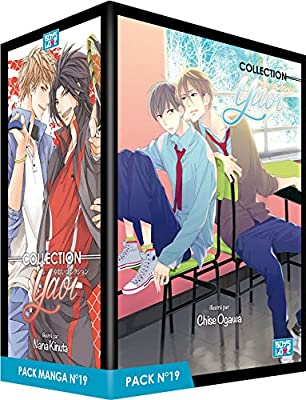 Collection Yaoi Pack N° 19 : 5 mangas (Boys love): Amazon.es: Osp ...