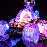 Trendi Kids Radio Remote Control 360 Degree Car with Flashing Lights and Music