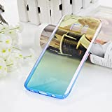 MOLLYCOOCLE Galaxy S7 Case,Colorful Electroplate Design Untra Thin Lightweight Premium Hard PC Plastic Full Body Protective Case Cover for Samsung Galaxy S7 - Blue