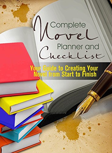 Novel Planner and Checklist