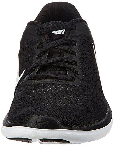 Nike Men s Flex 2016 RN Running Shoe Cool Grey Black White Size 12 M US