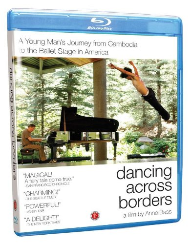 Dancing Across Borders [Blu-ray]
