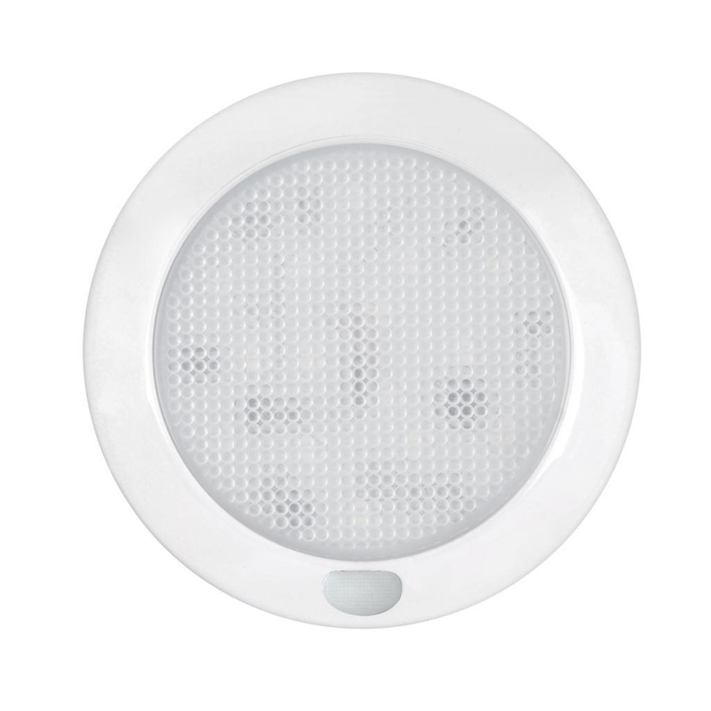 Dream Lighting 4X Lampe 12V Plafonnier LED de Auto Camping Car Caravane Bateau Blanc Chaud Jerrylight Pty Ltd