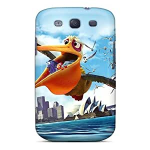 IanJoeyPatricia Samsung Galaxy S3 Excellent Hard Cell-phone Cases Provide Private Custom High-definition Big Hero 6 Pictures [aCh10349YTCR]