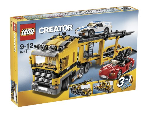 LEGO Creator 6753 Highway - Transport Highway Set
