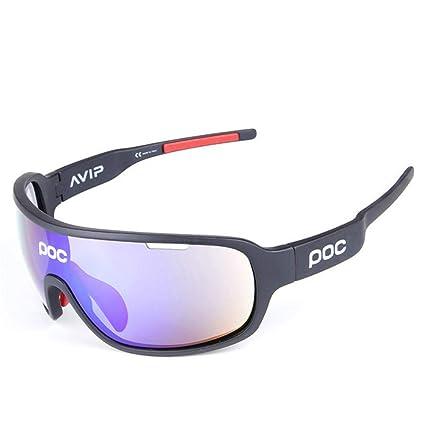 Amazon.com: QAQ.SPG gafas de ciclismo, polarizadas, gafas de ...