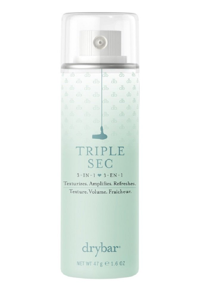 Drybar Triple Sec: 3-in-1 Textrurize, Amplify, Refresh, 1.6 Ounce