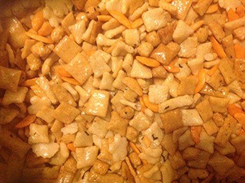 Original Oriental Rice Snacks Trail Mix 3lb Sealed Clear Bag