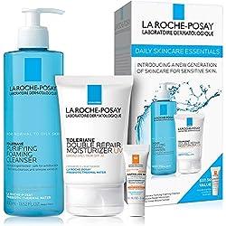 La Roche-Posay Daily Skin Care Essentials Gift Set