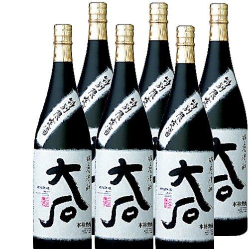 特別限定酒 720ml×6本 (箱入) 琥珀熟成 大石