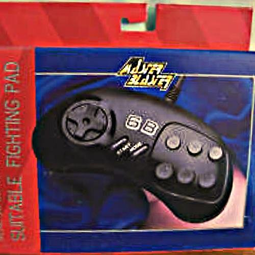 Master Blaster 6-Button Sega Genesis Controller -