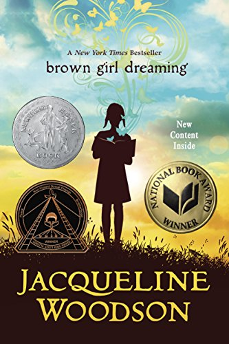 Brown Girl Dreaming (Newbery Honor Book) cover