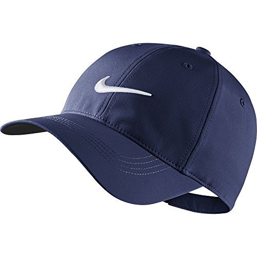 Nike Golf Tech Adjustable Cap (Midnight Navy) (Nike Sports Cap)