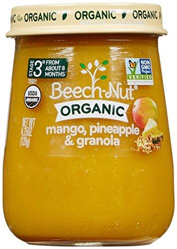 Beech-Nut Stage 3 Mango, Pineapple & Granola