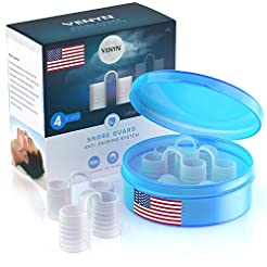 Venyn Set of 4 Nose Vents to Ease Breath...