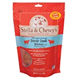 Stella and Chewy's Freeze Dried Dog Food for Adult Dogs, Lamb Patties, 6 Ounce Bag, My Pet Supplies