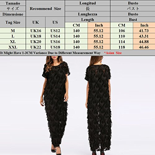 Dames D'été Zhuhaitf Robes Caftans Vêtements Abaya Occasionnels Caftan Vêtements De Robe Pour Les Femmes Designers De Différents Styles Noirs