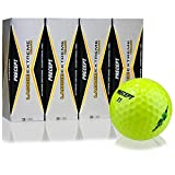 Precept Laddie Extreme Yellow Personalized Golf Balls
