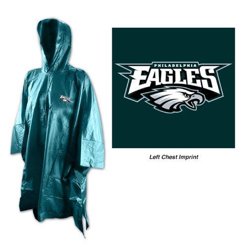 online store 2f47b 90ada NFL Philadelphia Eagles Rain Poncho