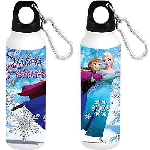 Disney Frozen Sisters Forever Aluminium Water Bottle (Eeyore Character)