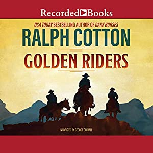 Golden Riders Audiobook