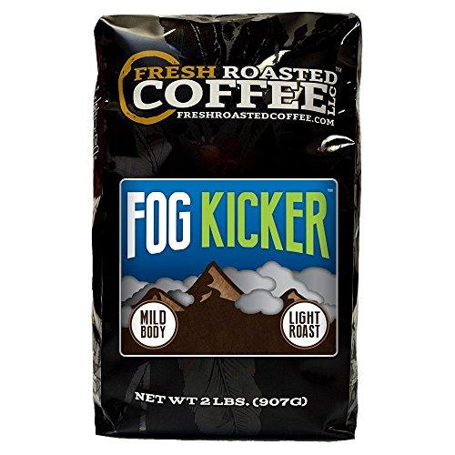 Fog Kicker Blend, Whole Bean Coffee, Fresh Roasted Coffee LLC. (2 Lb.) -