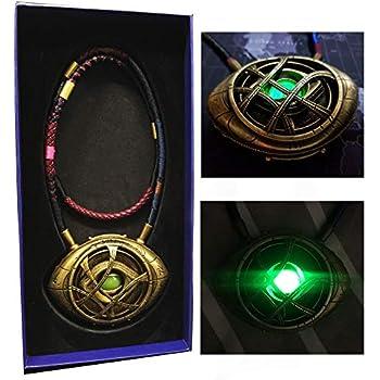 KIllerbody 1//1 Wearable Sorcerer Supreme Doctor Strange Eye ofAgamotto Necklace