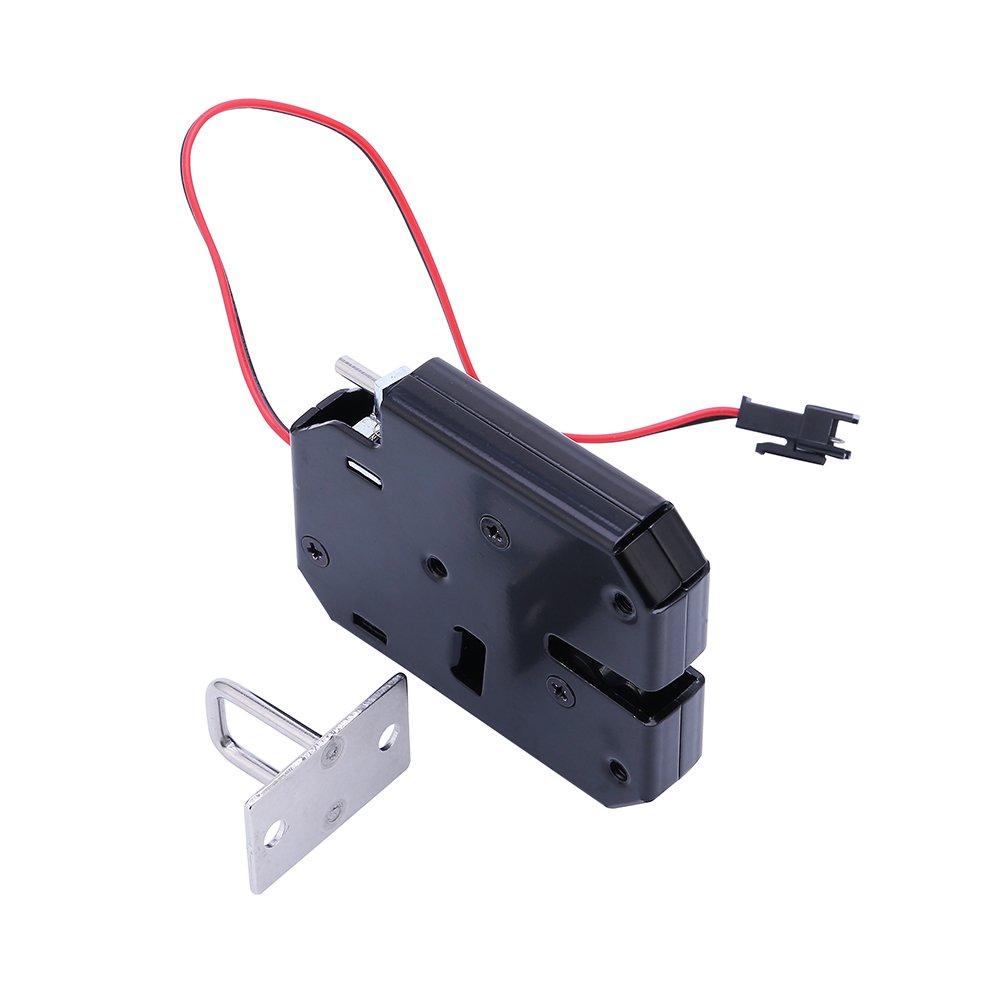 NS 12V Intelligent Electric Door Lock for File Cabinet Door (K01-12v)
